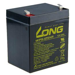 Avacom UPS baterija 12V 5Ah, HR F1, WP5-12SHR F1 PBLO-12V005-F1AH