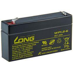 Avacom UPS baterija 6V 1,2Ah F1 (WP1,2-6) PBLO-6V001,2-F1A