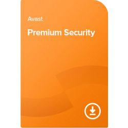 Avast Premium Security – 1 godina Za 3 uređaja, elektronički certifikat