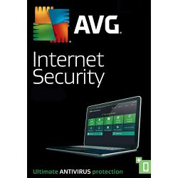 AVG Internet Security 1 godina, ESD