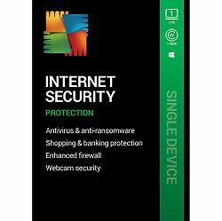 AVG Internet Security – 1 godina Za 10 uređaja, elektronički certifikat