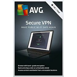 AVG Secure VPN 2 godine / neograničen broj uređaja, ESD