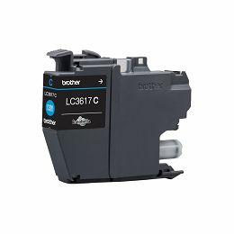 Brother tinta Cyan LC3617C - 550 stranica