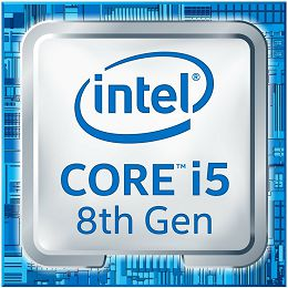 Intel CPU Desktop Core i5-8400 (2.8GHz, 9MB, LGA1151) box