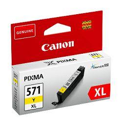 Canon tinta CLI-571Y XL, žuta