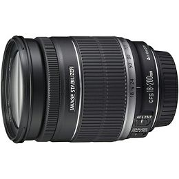 Canon EF-S 18-200 mm 3,5-5,6 IS