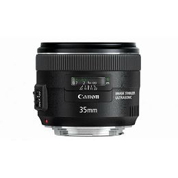 Canon EF 35 mm F/2,0 IS