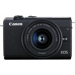 Canon EOS M200 crni+ EFM 15-45mm 3699C027AA