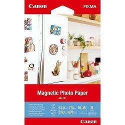 Canon Magnetski Photo Papir MG-101 10x15 - 5 L 3634C002AA