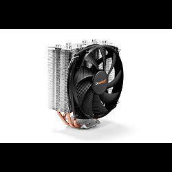 Cooler BE QUIET Shadow Rock Slim, s. 775/1150/1151/1155/1156/1366/2011-3/2066/754/939/940/AM2+/AM3+/AM4/FM1/FM2+, crni