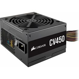 Corsair CV450 PSU, 450W, CV Series