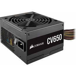 Corsair CV650 PSU, 650W, CV Series