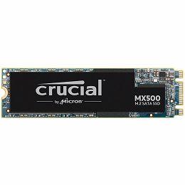 CRUCIAL MX500 250GB SSD, M.2 Type 2280SS, SATA 6 Gbit/s, Read/Write: 560 MB/s / 510 MB/s, Random Read/Write IOPS 95K/90K