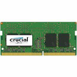 Crucial DRAM 8GB DDR4 2666 MT/s (PC4-21300) CL19 SR x8 Unbuffered SODIMM 260pin , EAN: 649528780065
