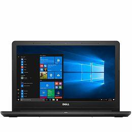 Dell Notebook Inspiron 3573 15.6in HD(1366x768), Intel Celeron N4000(4M Cache, up to 2.6 GHz), 4GB, 500GB, Intel UHD 600, DVDRW, 802.11ac + BT 4.1, HD Cam, Mic, USB 3.1 x2, USB 2.0, HDMI, Linux, Black