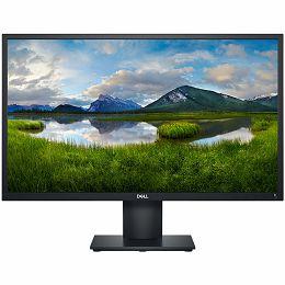 Monitor DELL E-series E2420H 24in, 1920x1080, FHD, IPS AntiGlare, 16:9, 1000:1, 250 cd/m2, 8ms/5ms, 178/178, DP, VGA, Tilt, 3Y