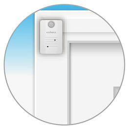 Edimax Wireless (PIR) senzor pokreta