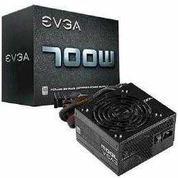 EVGA 700 W1, 80 WHITE, 700W