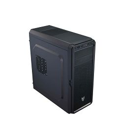 Fortron CMT 110, 1x120mm, USB3.0, crno