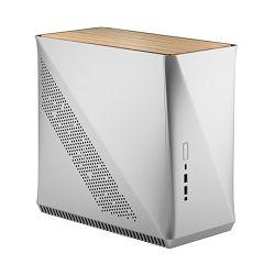 Fractal Design Era ITX Silver - White Oak, ITX FD-CA-ERA-ITX-SI
