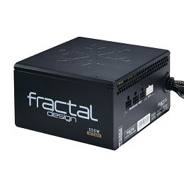 Fractal Integra M 550W, 80+ BRONZE polu modularno