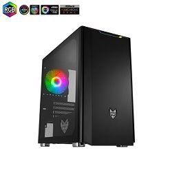 Fortron CST 310 TG, RGB, bez napajanja, mATX