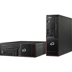 Fujitsu Esprimo C700 G SFF  (Intel Pentium G620 2.6GHz, 4GB RAM DDR3, 500GB HDD Sata) Win 7 PRO