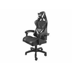 Fury Avenger L, gaming stolica, crna/bijela NFF-1711