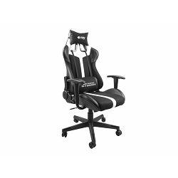 Fury Avenger XL, gaming stolica, crna/bijela NFF-1712
