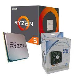 FuturaIT Combo (AMD Ryzen 5 1600AF + 120MM Zračno hlađenje)
