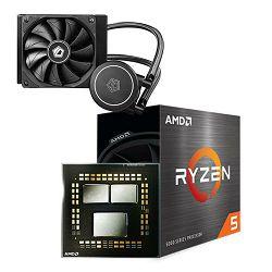 FuturaIT Combo (AMD Ryzen 5 5600G + 120MM Vodeno hlađenje)
