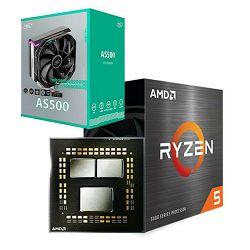 FuturaIT Combo (AMD Ryzen 5 5600G + 120MM Zračno hlađenje)