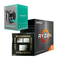 FuturaIT Combo (AMD Ryzen 7 5700G + DeepCool Assassin III)