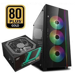 FuturaIT Combo (DeepCool MatreXX 55  RGB + DeepCool 750W 80+ Gold Modular)