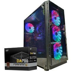 FuturaIT Combo (NVT Legend Rainbow + DeepCool 700W 80+)