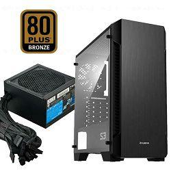 FuturaIT Combo (Zalman S3 TG + Seasonic 500W 80+ )
