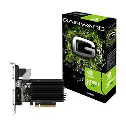 Gainward GF GT710, 2GB DDR3 SilentFX 3576