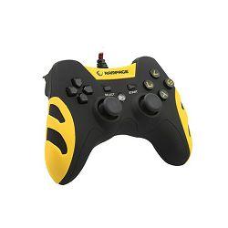 Gamepad RAMPAGE Snopy PC / PS3 SG-R218 žičani, crno - žuti