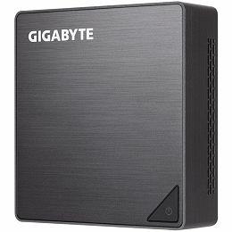 GIGABYTE BRIX kit Intel Core i3-8130U 3.2Ghz 2x SODIMM DDR4 2400MHz (max 64GB), M.2(2280), Intel UHD Graphics 620 (mDP, HDMI), USB 3.1 type C, 2xUSB 3.0, Realtek ALC255 audio, Glan, WiFi AC, Bluetooth