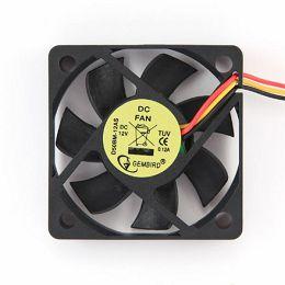 Gembird 50 mm ball bearing cooling fan, 12 V