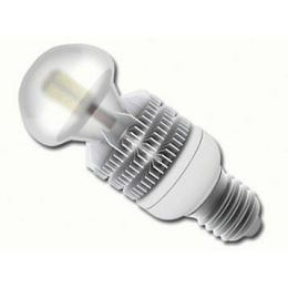 Gembird Premium high efficiency LED lamp, 8 W, E27 socket, 2700 K
