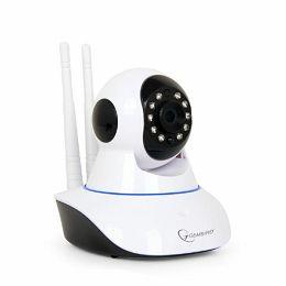 Gembird Rotating HD WiFi camera, white