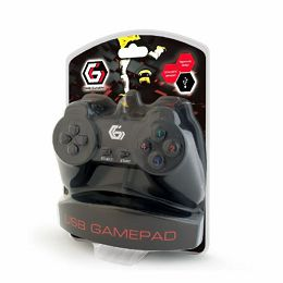 Gembird USB gamepad, PC