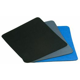 Gembird Black cloth mouse pad