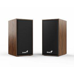 Genius zvučnici SP-HF180, 2x3W, USB+3,5mm, drveni 31730029400