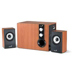 Genius zvučnici SW-HF2.1 1205 II, 36W, drveni 31730012400