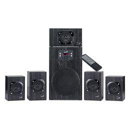 Genius zvučnici SW-HF5.1 4500 II, 125W, drveni