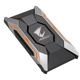Gigabyte SLI bridge, 2 slot space
