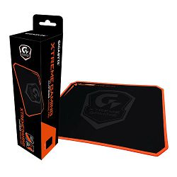 GIGABYTE GAMING XMP300 Mousepad (Slick gliding surface for speed gameplay, Anti-fraying stitched edges, High-density Rubber Base) Retail