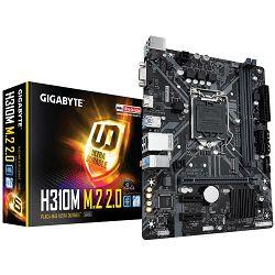 Gigabyte H310M-M2 2.0, 1151 CL, VGA, HDMI GAH31MM22-00-G